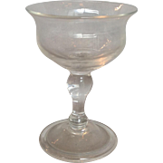 Royal Leerdam Baluster Champagne Glass 5.25""