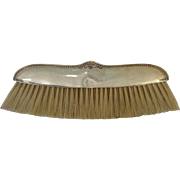 Sterling Hat Brush Circa 1900