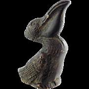 Austrian Bronze Pelican Figure Miniature