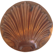 """Copper Shell Mold Trottier Paris 7"""""""