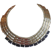Sterling Collar with Lapis