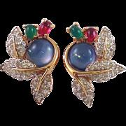 Jomaz Moostone Earrings
