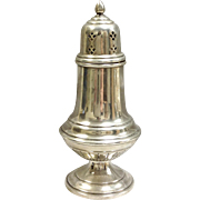 Sugar Caster Sterling Or Muffineer American