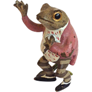Toad In Tails Vienna Bronze