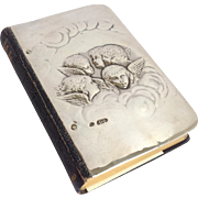 Cherub Sterling Prayer Book W. Comyns England Circa 1909