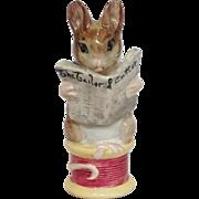 Beatrix Potter's Tailor of Gloucester Figurine