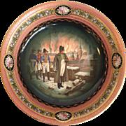 Napoleon 'Incendie de Moscow' Bowl Pauly & Co.