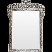 "Ornate Box 800 Silver Picture Frame Gorlitz  8x10"" Photo"