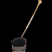 Edwardian Gold Hat Pin 10 Karat