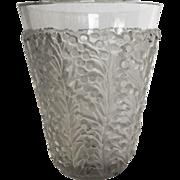 Lalique St. Tropez Vase Circa 1937`