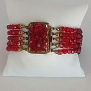Coppola e Toppo Bracelet and Earrings Set