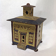 Cast Iron Bank Building 19th c