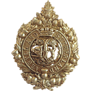 Cap Badge 'Argyll And Sutherland' Highlanders