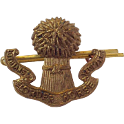 Lothians & Border Horse Yeomanry WWI Cap Badge