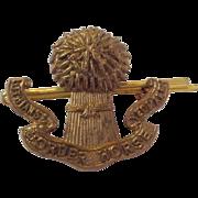 Lothians & Border Horse Yeomanry WWI Cap Badge