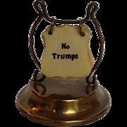 Brass No Trump Whit Marker England