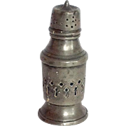 Pewter Sifter 19th Century