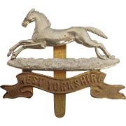 Horse Badge West Yorkshire