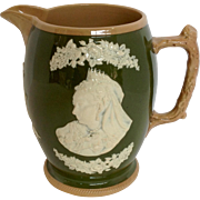 Queen Victorian Commemorative Mug Spode 1897