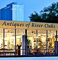 Antiques Of River Oaks logo
