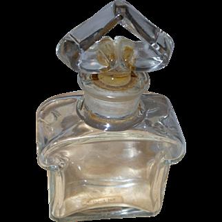 Vintage Mitsouko Guerlain Perfume Bottle