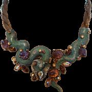 Rarest of Rare The HAR Cobra Necklace