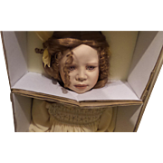 NRFB Collection in Fine Porcelain Elite Doll