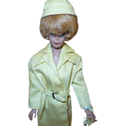 Vintage Barbie Rain Coat Outfit