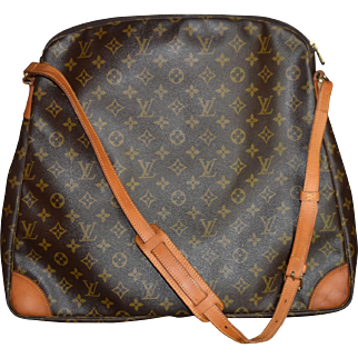Authentic Louis Vuitton vintage Monogram Sac Balade shoulder bag