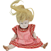 """Bisque Jointed 6"""" Doll, GERMANY"""