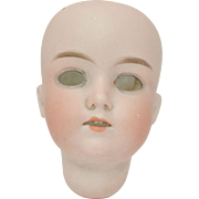 Armand Marseille 390 A.2.M. Bisque Doll Head, Germany