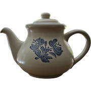 Pfaltzgraff Yorktowne Tea Pot