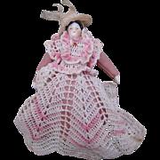 Vintage Porcelain/Bisque Doll - Red Tag Sale Item