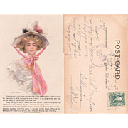 Boileau Metropolitan Life Advertising Postcard (2 available)