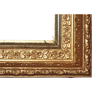 "Ornate Deep Gold Victorian Picture Frame 12"" x 14"""