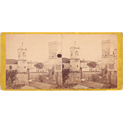 1860s Stereoview of Cuba  E. Anthony #167