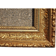 """Ornate Deep Gold Victorian Picture Frame 12"""" x 16"""""""