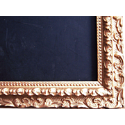 "Ornate Gold Victorian Picture Frame 12"" x 15"""