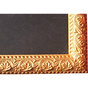 "Ornate Gold Victorian Picture Frame 12 3/4"" x 14 5/8"""