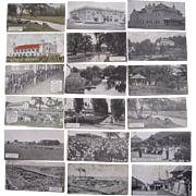 Lot 18 Hershey Chocolate Co. Postcards Hershey, PA
