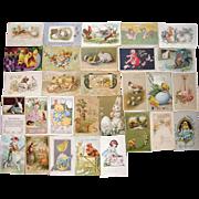 Lot 29 Easter Postcards #1