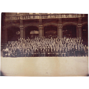 Very large 1890s Unidentified Group Photo