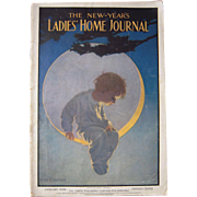 January 1909 Ladies Home Journal w/Victor Anderson Cover