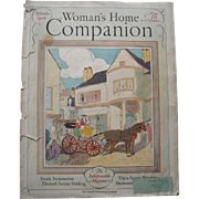 Woman's Home Companion Magazine September 1926