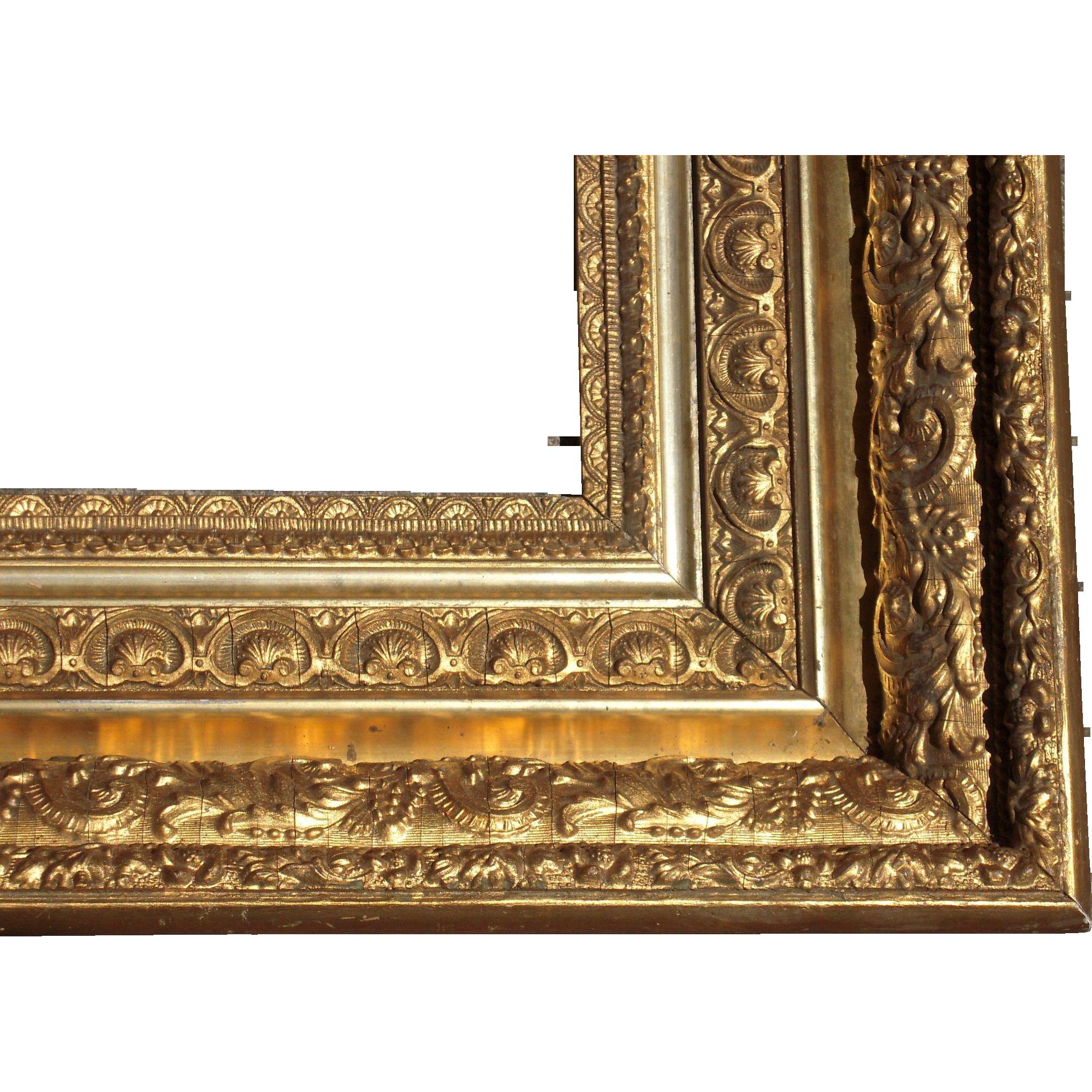 Large antique ornate victorian gold picture frame 20 x 24 1 large antique ornate victorian gold picture frame 20 x 24 1 jeuxipadfo Choice Image