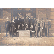 1900 Photograph of Engineers
