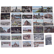 Lot 29 Postcards of c1900s/1910s  Denver, Colorado