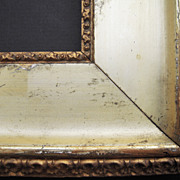 Small Ornate Gold Victorian Picture Frame