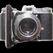 Voigtlander Vito II Camera, Case, Instructions, Original Box