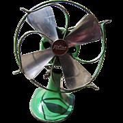 "c1930s, Small Electric ""Airline"" Desk Fan"